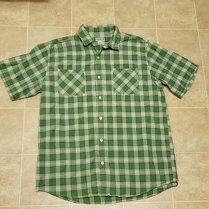 Carhartt | Plaid Button down | Shortsleeve | XL